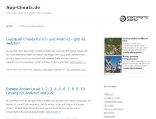 app-cheats.de screenshot