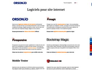 app-fr.orson.io screenshot
