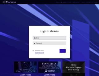 app-sjo.marketo.com screenshot