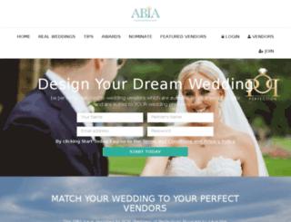 app.abia.com.au screenshot