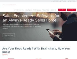 app.brainshark.com screenshot