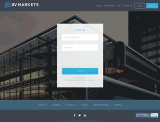 app.brickvest.com screenshot