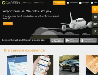 app.careem.com screenshot