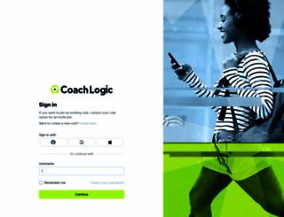 app.coach-logic.com screenshot