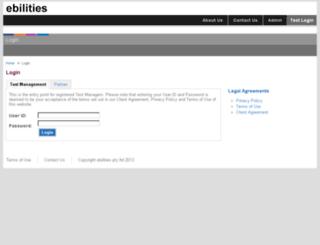 app.ebilities.com screenshot