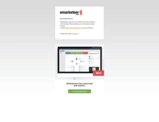 app.emarketeer.com screenshot