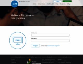 app.jortt.nl screenshot