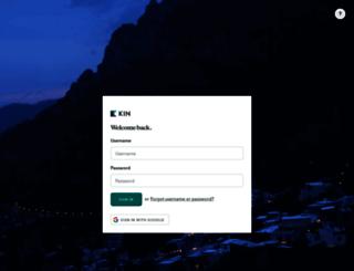 app.kinhr.com screenshot