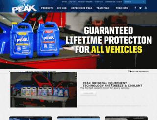 app.peakauto.com screenshot