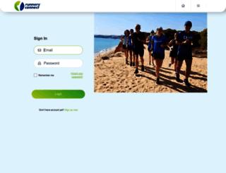 app.runnersconnect.net screenshot