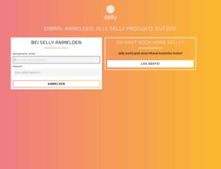 app.selly.at screenshot