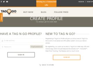 app.tagngo.com screenshot