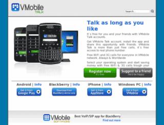 app.vmobile.eu screenshot