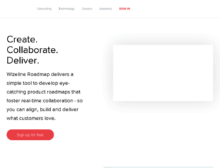 app.wizeline.com screenshot