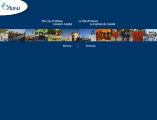 app01.ottawa.ca screenshot