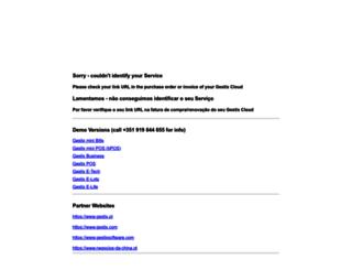 app1.gestix.com screenshot
