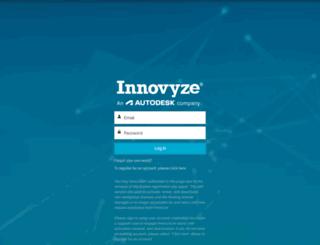 app1.innovyze.com screenshot