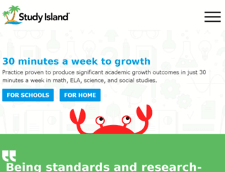 app109.studyisland.com screenshot