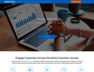 app8.brightedge.com screenshot