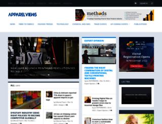 apparelviews.com screenshot