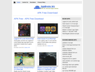 appbrain.biz screenshot