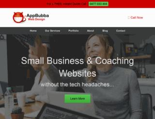 appbubbagames.com screenshot