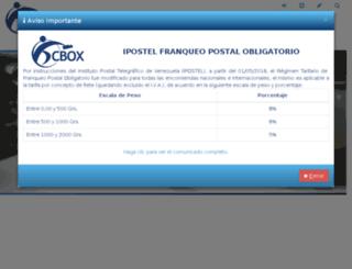 appcantabria.com.ve screenshot