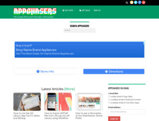 appchasers.com screenshot