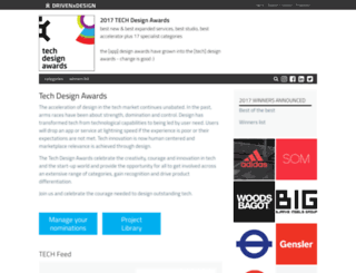 appdesignawards.asia screenshot