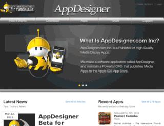 appdesigner.com screenshot