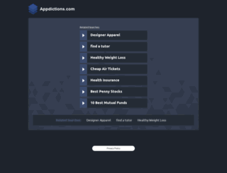 appdictions.com screenshot