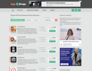 appdropp.com screenshot