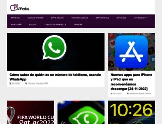 apperlas.com screenshot