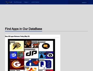 appfinder.lisisoft.com screenshot