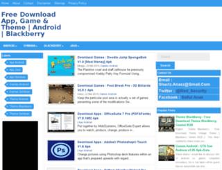 appgamefree.blogspot.com screenshot