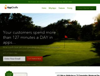 appgiraffe.com screenshot
