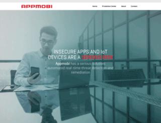 apphub.appmobi.com screenshot