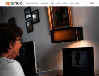 appinux.com screenshot