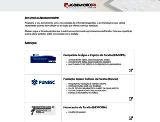 appipc.pb.gov.br screenshot