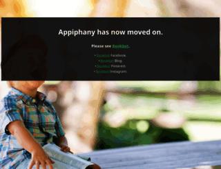 appiphany.com.au screenshot