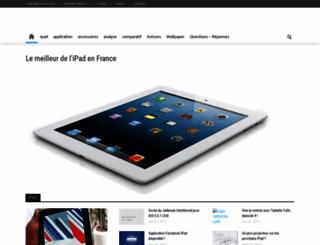 apple-i-pad.fr screenshot