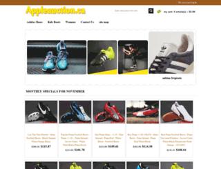 appleauction.ca screenshot