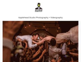 appleheadstudio.com screenshot