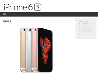 appleiphone6.oficial-sorteo.com screenshot