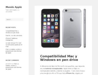appleofficialweb.com screenshot