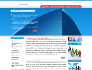 applepreciturns.com screenshot
