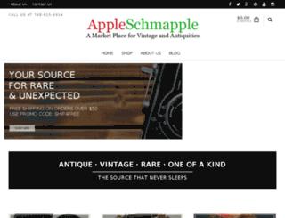appleschmapple.com screenshot