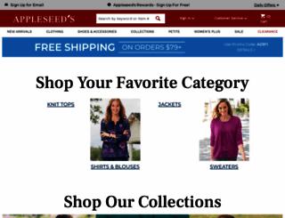 appleseeds.com screenshot