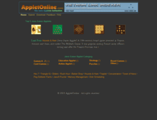 appletonline.com screenshot