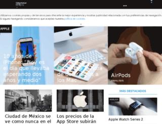 appleweblog.hipertextual.com screenshot